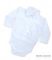 Koszulo-Body białe